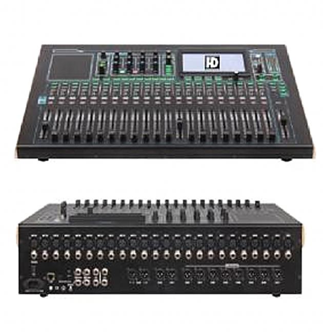 工程專用HD D-3212數位觸控混音器 1