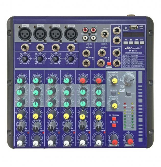 類比混音機 W8FX 1