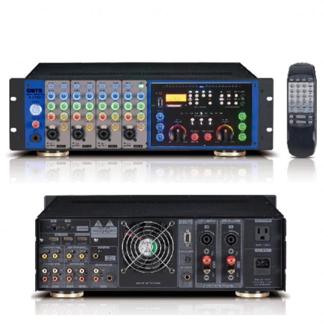 HD A-1788多功能KTV混音擴大機 1