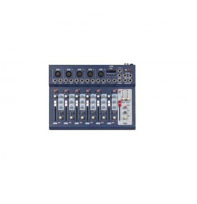 類比混音機 DFX102 1