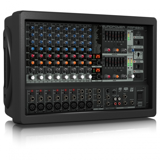 PMP1680S 混音座 1